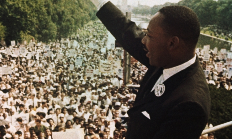 MLK Jr.'s Dream Almost Left Out of Speech