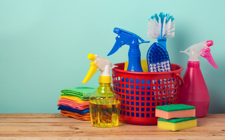 7 Tips for Financial Spring Cleaning
