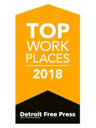Top Workplace Logo 2018